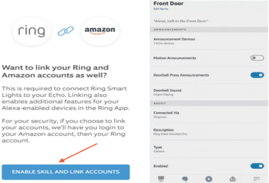 How to Connect Ring to Alexa