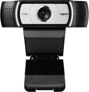 Best Camera for Online Teaching - Logitech C930e