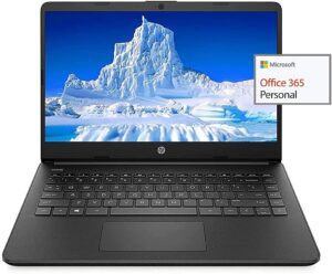 Best Laptops for Kids - HP 14-inch 2021 – AMD 3020e