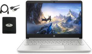 Best Laptops for Kids - HP 14-inch 2021 - AMD Ryzen 3 3250U