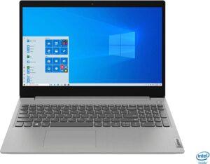 Best Laptops for Kids- Lenovo IdeaPad 3