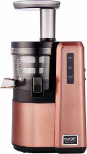 Best Masticating Juicer - HUROM HZ ROSE GOLD
