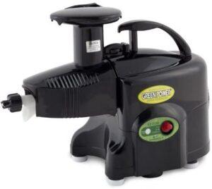 Best Twin Gear Juicer - Green Power KPE-1304