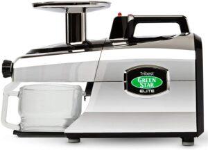 Best Twin Gear Juicer - Tribest GSE-5050 Greenstar Elite