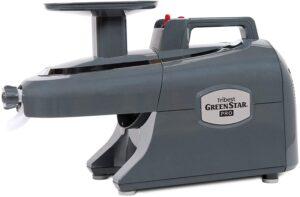 Best Twin Gear Juicer - Tribest Jumbo Twin Gears GS-P502