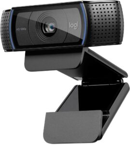 Best Webcam for Teaching Fitness Classes - Logitech HD Pro C920