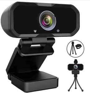 Best Webcam for Teaching Fitness Classes - Svcouok pT011 HD Webcam