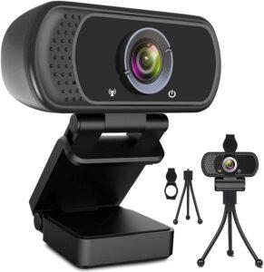 Best Webcam for Teaching Fitness Classes - ToLuLu HD Webcam