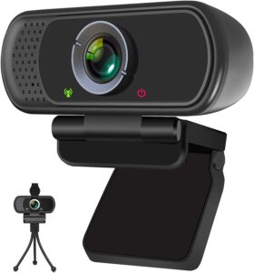 Best Webcam for Teaching Fitness Classes - XPCAM A9 HD Webcam