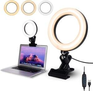Virtual Classroom Equipment - Jaoxisou Video Conference Lighting
