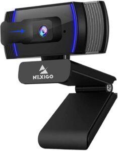 Virtual Classroom Equipment - NexiGo A229AF-N930AF Webcam
