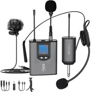 Virtual Classroom Equipment - Ttstar Microphone System