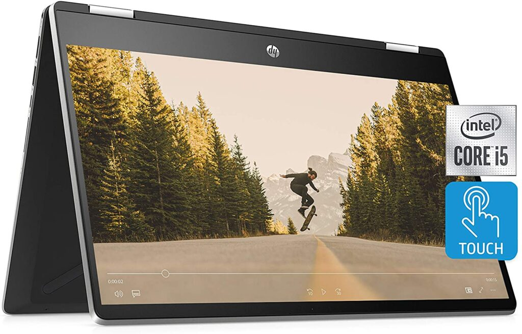 HP Laptop for Graphic Design - HP Pavilion x360 2-in-1