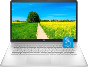 HP Laptop for Video Editing - HP 17z Model 2021