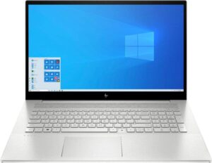 HP Laptop for Video Editing - HP Envy 17T 2019 Model