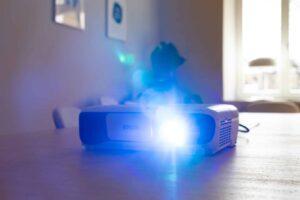 Best mini projectors for iPhone - Apeman M4 Mini Portable Projector