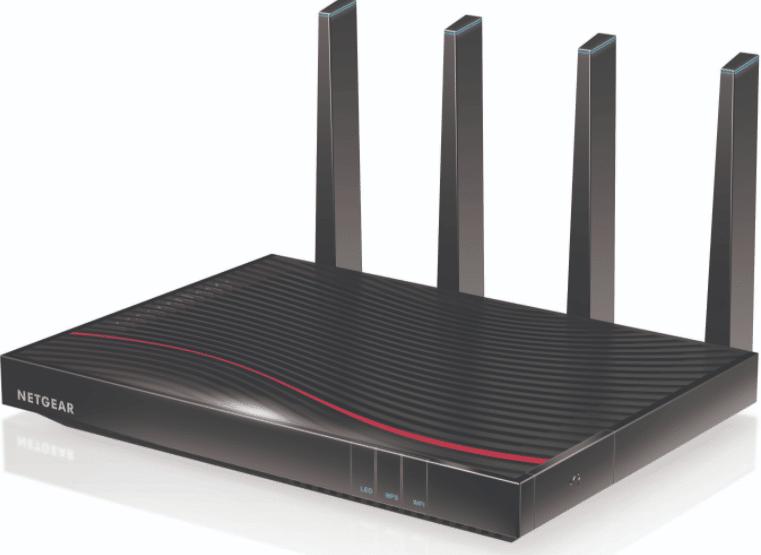 Modem Router Combo for Optimum