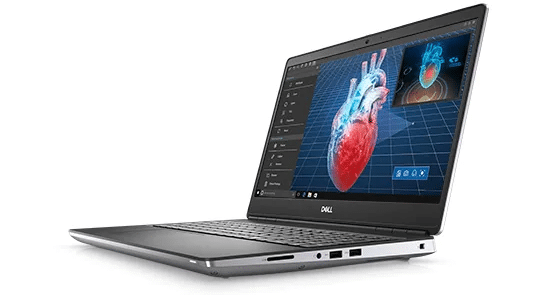 Dell Laptop with 32GB Ram