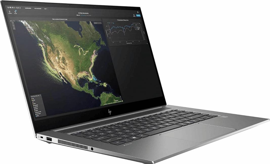 HP Laptop with 32GB Ram