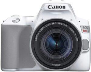 Best Cameras for Kids - Canon EOS REBEL SLR Camera
