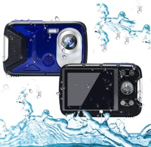 Best Cameras for Kids - Cocac Waterproof Camera