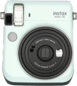 Best Cameras for Kids - Fujifilm Instax Mini 70