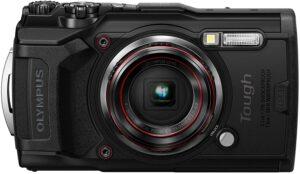 Best Cameras for Kids - OLYMPUS Tough TG-6 Waterproof Camera