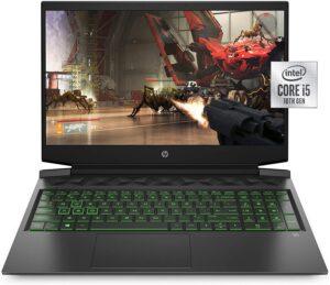 Best HP Laptop for Gaming - HP Pavilion Gaming 16 Laptop