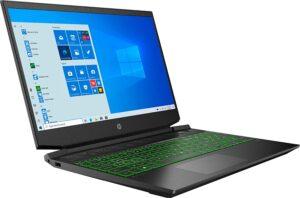 Best HP Laptop for Gaming - HP Pavilion Gaming Laptop (15-ec1073d)