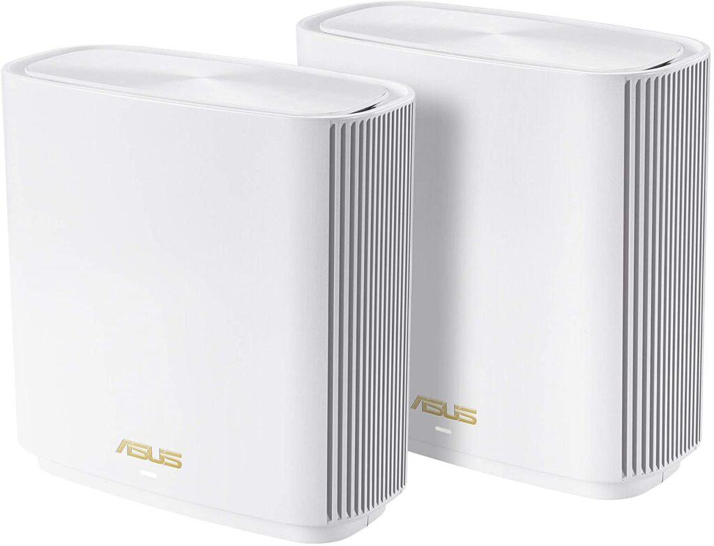 Best Mesh Wifi Routers - ASUS ZenWiFi AX6600 Mesh WiFi System
