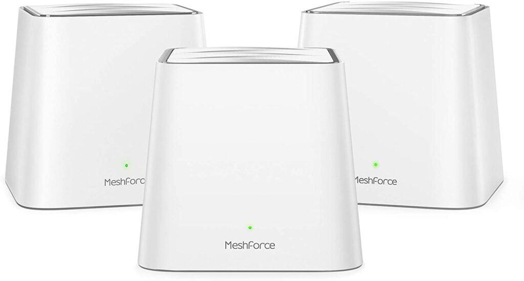 Best Mesh Wifi Routers - Meshforce Mesh WiFi System M3s Suite