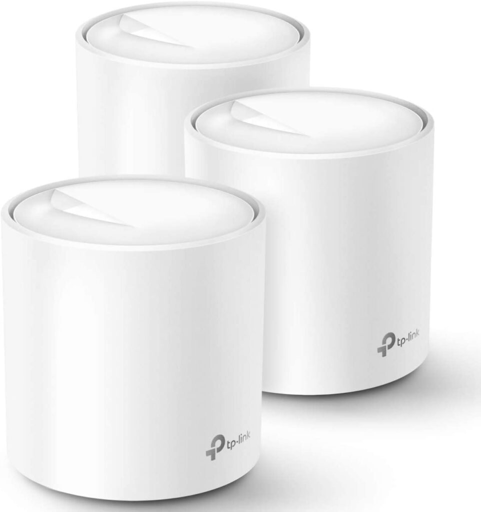 Best Mesh Wifi Routers - TP-Link Deco Wifi 6 Mesh System (Deco X20)