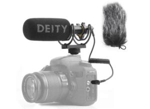 Deity V-Mic D3 Super-Cardioid Directional Shotgun Microphone