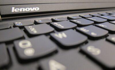 Lenovo Laptop with 32GB Ram