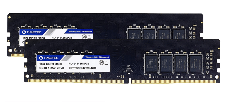 Best 32GB Ram for Laptop