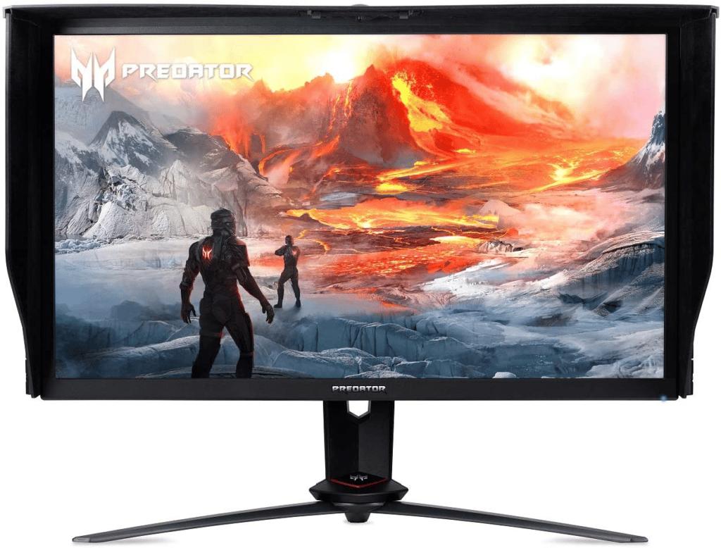 Best 4k 144hz Monitor - Acer Predator XB273K