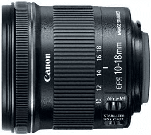 Canon Lenses for Family Portraits - Canon EF-S 10-18 mm f4.5-5.6