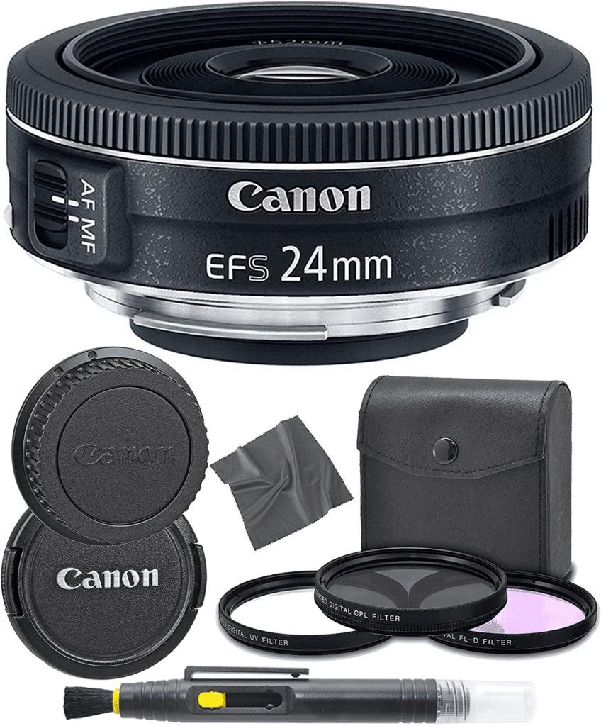 Canon Lenses for Family Portraits - Canon EF-s 24mm f2.8 stm Lens