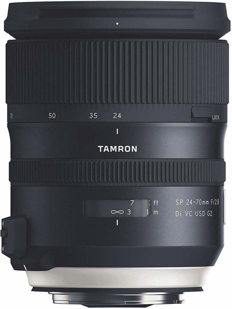 Canon Lenses for Family Portraits - Tamron 24-70 mm f2.8 G2