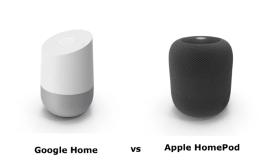 Google Home vs HomePod