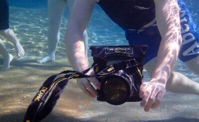 Canon Underwater Camera