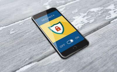 Weak Security Wifi on iPhone