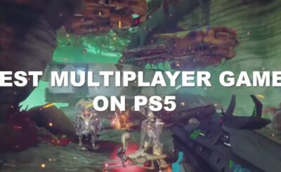 Best Multiplayer Games for PS5
